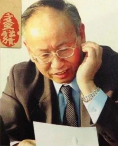 """▲中国科学院院士、中国工程院院士闵桂荣先生,是""""两弹一星""""建设的重要参与者。"""