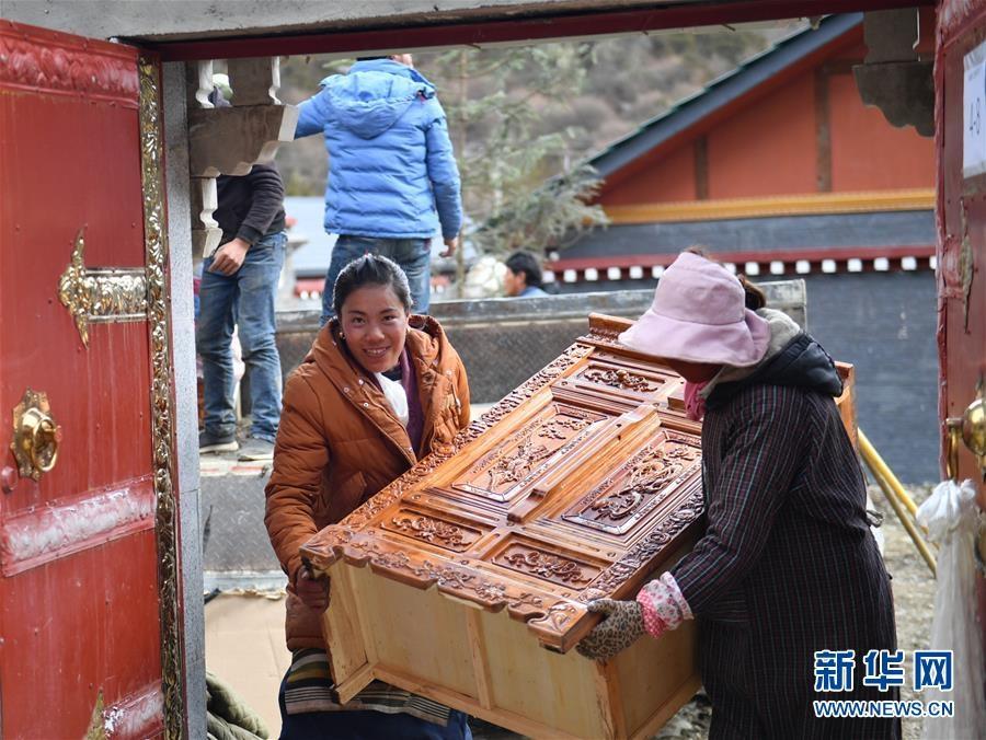 (新华全媒头条·图文互动)(12)阔步走在新时代康庄大道上——以习近平同志为核心的党中央关心西藏工作纪实